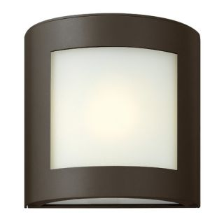 Hinkley Lighting Solara One Light Small Outdoor Wall Lantern