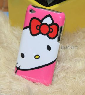 Hello Kitty Hard Back Case Cover for iPod Touch iTouch 4 4th