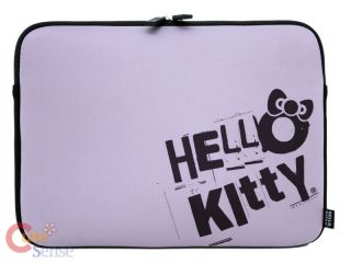 Hello Kitty Mac Book Case Laptop Formed Bag Angry Kitty