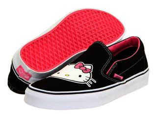 New Vans Hello Kitty Slip on Fashion Sneakers