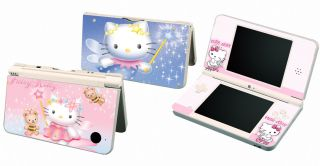 Hello Kitty 116 Vinyl Decal Skin Sticker Cover for Nintendo DSi NDSi
