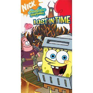 Spongebob Squarepants   Lost in Time [VHS] Tom Kenny