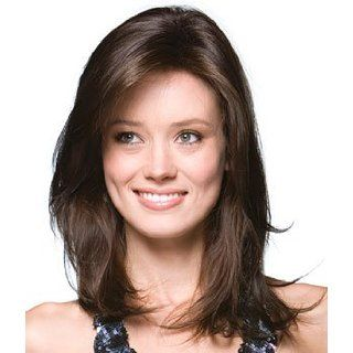 Long Top Piece Synthetic Wig by Rene of Paris Beauty