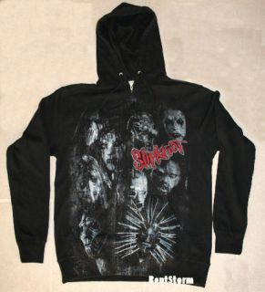 SLIPKNOT HOODIE Hoody Music Heavy Metal Rock Band Hooded Sweatshirt