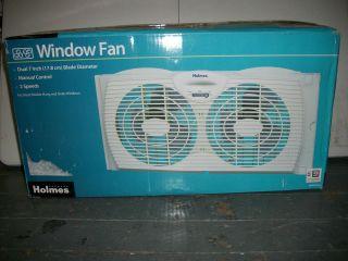 Holmes HAWF2021 Twin Window Fan
