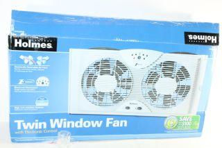 and is 100 % functional holmes hawf2043 twin window fan