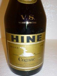 vs Vintage Courvoisier Remy Martin Hennessy Martell Jarnac