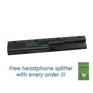 HP 633733 241 6 Cell, 4400mAh Replacement Laptop Battery