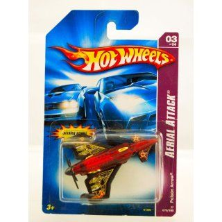 Hot Wheels   2007   Aerial Attack   Poison Arrow   #075