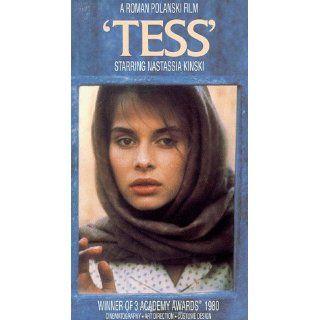 Tess [VHS]: Nastassja Kinski, Peter Firth, Leigh Lawson