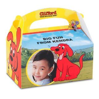 Clifford Clifford The Big Red Dog Personalized Empty Favor