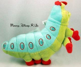 Pixar A Bugs Life Heimlich Bean Bag Plush
