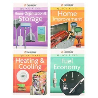 Quick Fixes Books Heating Cooling Fuel Economy Home Improvement