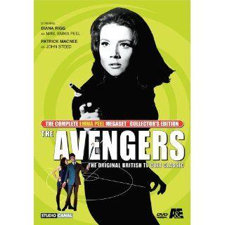 The Avengers   The Complete Emma Peel Megaset (2006