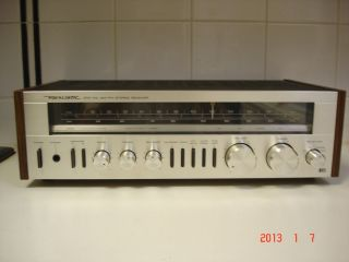 Sta 110 Am FM Stereo Receiver Home Audio Receivers Stereos Old
