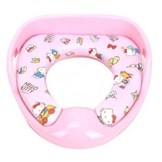 Hello Kitty Baby Kids Potty Toilet Training Seat Cover