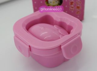 Hello Kitty Face Sushi Rice Jelly Ice Bento Mold Mould
