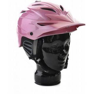 Giro G10 MX Ski Snowboard Helmet Pink Womens