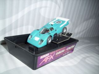 AFX SLO CARS LO CHEVY DODGE JAVELIN CAN AM AND MORE OAL 6 CARS