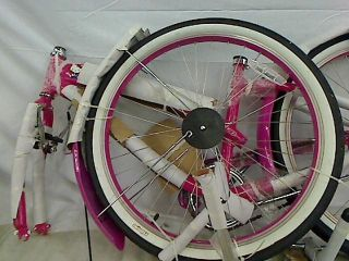 Nirve Hello Kitty Classic Bicycle Pink 26 Inch