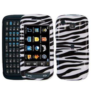 For Samsung Impression A877 White Zebra Case Cover Skin