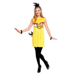 Lets Party By Paper Magic Angry Birds Yellow Bird Dress