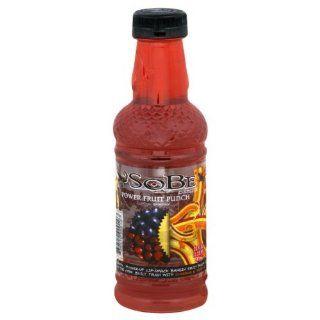 SoBe Power Fruit Punch, 20 Ounce Bottles (Pack of 12):
