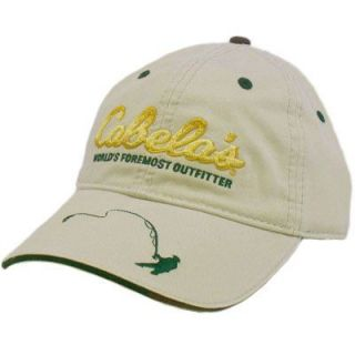 HAT CAP CABELAS HUNTING CAMPING SHOOTING FISHING FOREMOST OUTFITTER