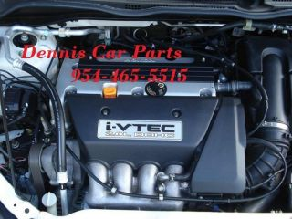 02 03 04 05 06 Honda Civic SI K20A Engine Swap Manual Transmission I