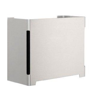 Cool Line stainless steel wall mounted waste basket