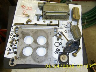 Holley Carb Parts