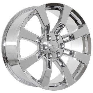 22 Chevy Silverado Suburban Tahoe Avalanche Wheels Rims