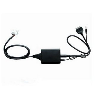 iPod iPhone Aux Input Interface Adapter Honda Civic Accord Fit CRV