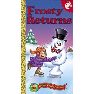 Frosty Returns [VHS]: Jonathan Winters, Jan Hooks, Andrea