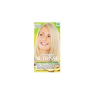 Garnier Nutrisse Level 3 Permanent Hair Creme, Extra