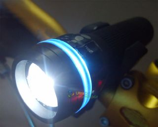 280 Lumen CREE 3 Mode LED Light Flashlight Torch Holste