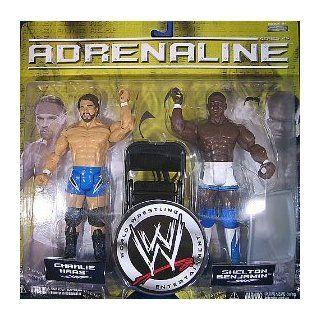 WWW Entertainment Adrenaline Charlie Haas & Shelton