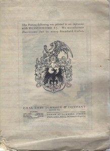 1800s EZRA ELMER KEENE LATE 1800s DUOCHROME SEASIDE PRINT CHAS. ENEU
