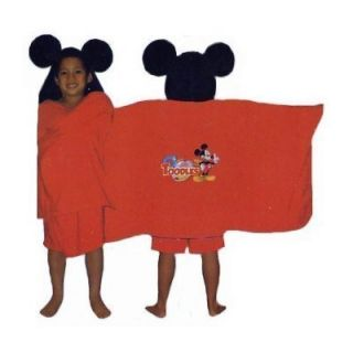 DISNEYS MICKEY MOUSE Hooded Towel 100% COTTON First Quality NWT Sale