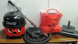 Henry Numatic Henry Canister Vacuum Cleaner