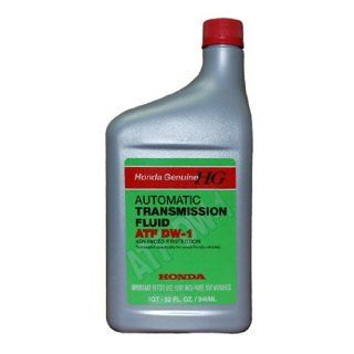 QUART of Honda Genuine DW 1 Automatic Transmission Fluid