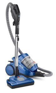 Hoover Elite Cyclonic Canister Vacuum with Power Nozzle Bagless S3825