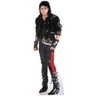 (22x73) Michael Jackson Bad Lifesize Standup Poster Home