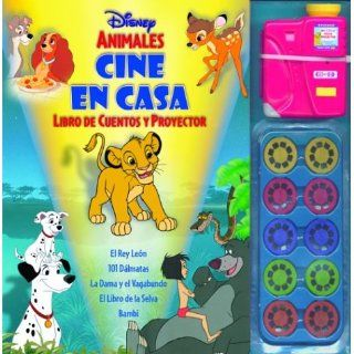 Cine en casa Animales Disney Animal Friends, Spanish Language