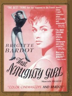 That Naughty Girl: Sinister Cinema:  Instant Video
