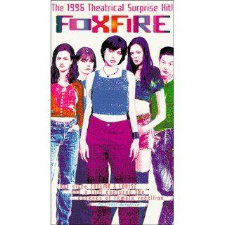 Foxfire [VHS] Hedy Burress, Angelina Jolie, Jenny Lewis