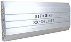 Hifonics XX Goliath 5000 Watt RMS Mono Competition Car Audio Amplifier