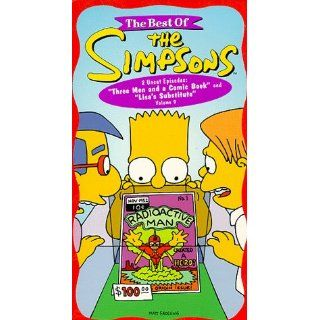 The Best of The Simpsons, Vol. 9   Three Men and a Comic