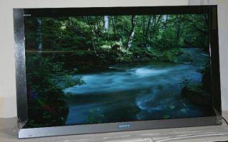 Sony BRAVIA 46 LCD HDTV 120Hz 1080p 1920x1080 KDL46EX500 80004386