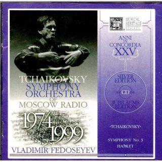 Symphony#3. Hamlet. Tchaikovsky, Fedoseyev, Tchaikovsky